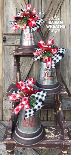 Red Truck, Christmas Bell, Rustic Christmas Centerpiece, Country Christmas, Burl… – Welcome My World Burlap Christmas, Country Christmas, Christmas Home, Christmas Christmas, Christmas Wreaths, Buffalo Check Christmas Decor, Christmas Crafts, Christmas Canvas, Burlap Centerpieces
