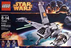 Đồ chơi Lego Star Wars mô hình tàu vũ trụ B-Wing 75050