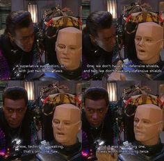 Kryten in Red Dwarf going as far as he possibly can to emphasise how stupid The Cat's idea was. Sci Fi Shows, Tv Shows, Welsh, Geek Culture, Pop Culture, Red Dwarf, Best Sci Fi, Cat Eye Makeup, British Comedy