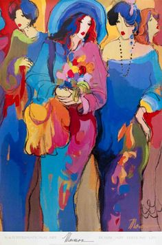 Angels by Isaac Maimon