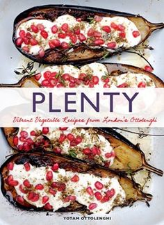 For #vegetarians or veggie lovers who want to be transported to London, Plenty (recipes from London's Ottolenghi), #givebooks