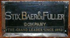Stix, Baer, and Fuller