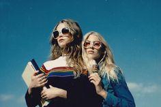 Imagen de girl, vintage, and friends