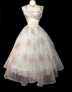 Vintage 1950s Dress//50 Dress//New Look//Rockabilly//Femme…