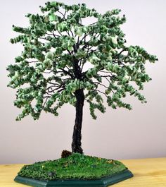 Treestone Agate Tree by MarilynsTrees on Etsy, $170.00
