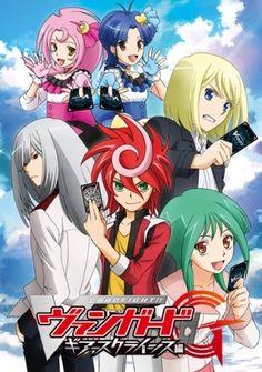 Cardfight!! Vanguard G GIRS Crisis Hen | Anime's Heaven – O paraíso dos animes é aqui.