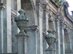 Porto. Galilé da Sé Catedral.
