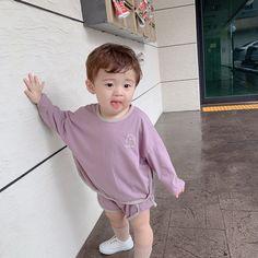 Cute Asian Babies, Korean Babies, Asian Kids, Cute Little Baby, Little Babies, Little Boys, Baby Kids, Cute Toddlers, Cute Kids