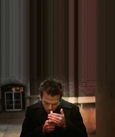 The only time smoking is so badass cool is if a saint is the one doing it. Sean Patrick Flanery, Beautiful Men, Beautiful People, Norman Reedus, Great Movies, Man Crush, Movie Stars, Eye Candy, Saints