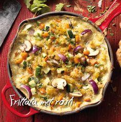 Frittata met rösti is een heerlijk recept van @Aviko: http://www.aviko.nl/recepten/uitprobeer-dag/recepten/frittata-met-rosti