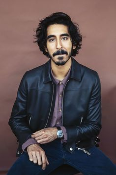 """uptownhags: """"""""Dev Patel poses for portraits to promote his film Lion in New York. Photos by Victoria Will/Invision/AP. """" """""""