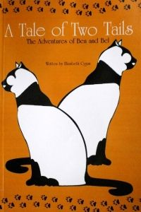 CAT-ASTROPHIC? CAT-ATONIC? NO, IT'S A FUNNY BOOK ABOUT 2 SIAMESE CATS ON A MISSION THROUGH THE VOCABULARY. YES, IT'S A CAT-ACLYSM!