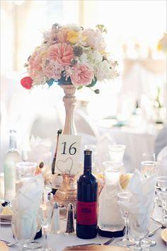 pastel table decoration ideas