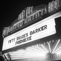 Fifty Shades Darker Premiere #fiftyshadesdarker #fiftyshades