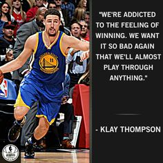 stephen curry and klay thompson relationship quotes