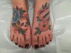 Google Image Result for http://tattoojoy.com/tattoo-designs/var/resizes/Heart%2520Tattoos/skull-heart-banner-mom-dad-feet.jpg%3Fm%3D1333017640