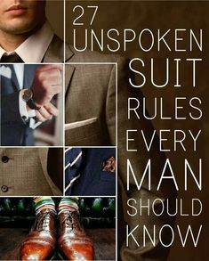 Unspoken rules every guy should know