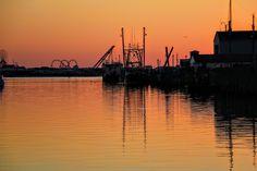 Sunrise on Taken by Lea Doughty Ocean City Md, New York Skyline, Sunrise, Travel, Trips, Traveling, Sunrises, Rising Sun, Tourism