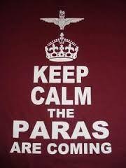 Image result for parachute regiment