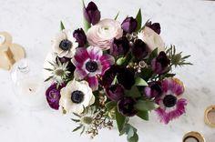 Flowers  Home of debbie.nu dendardebbie ranunkel anemon tistel bukett