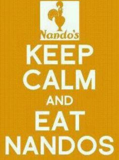 and Eat Nando's Love Of My Life, My Love, The Way Back, Great Restaurants, Funny Signs, Portuguese, Keep Calm, South Africa, Eye Candy