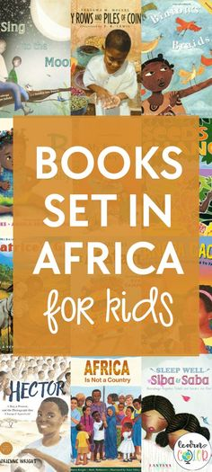 Take a journey to Africa with these awesome books! Kids will learn about real places and people in Africa. Check out some of these great titles. Kids will love reading and learning about a foreign country. #books #kids #reading #Africa #read #booksforkids Homeschool Curriculum, Homeschooling, Chapter Books, Kids Reading, Historical Fiction, Book Publishing, Book Recommendations, Nonfiction, Childrens Books