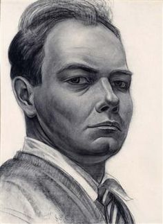 Self-Portrait - John Steuart Curry