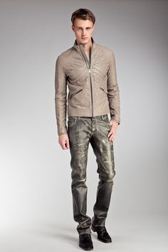 Cool color of the pants Distinguish yourself, be authentic