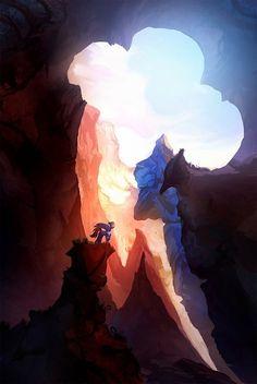 Mane 6 Cutie Mark Caves
