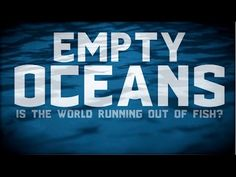 EMPTY OCEANS: Is The World Running Out Of Fish? We HAVE TO STOP FISHING!