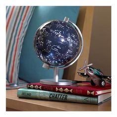Stars nightlight. Adorable for your little nerd!