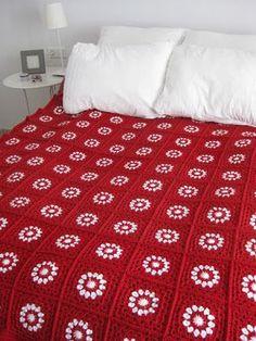 Crochet blanket...!!!!!!