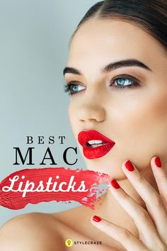 MAC  adds innovative and trendy shades in their collection, on a regular basis. Irrespective of your skin tone and preferences, you can always find a shade that seems like it was made keeping just you in mind. MAC lipsticks rarely disappoint. I am sure you will agree with me. 20 MAC Lipsticks You Need To Have