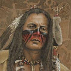 Native American, Cowboy & Sports Art, by Joe Belt Native American Paintings, Native American Pictures, Native American Beauty, American Indian Art, Native American History, American Indians, Native Indian, Native Art, Indian Tribes