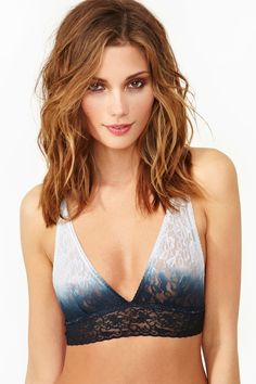 Dip-Dyed Bralette | 24 Cute Bras For Every Cup Size