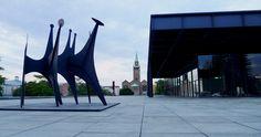 BERLIN Neue Nationalgalerie