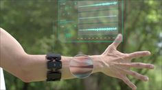 """Myo - Real Life Applications of the Myo Armband (absolutely astonishing, runs on TMG, Outrageous Acts of Science """"Lords of the Elements"""")"""