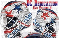 Braden Holtby DC Dedication Evo Volume 2 Mask