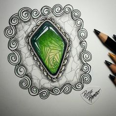 "95 Likes, 5 Comments - Rose Rambo (@vitruvian_art) on Instagram: ""Paradox gem! #gemlover #queenmothergemho #zengem #zendoodle #zentanglegems #zentangle #paradox…"""