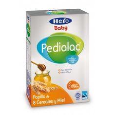 163978 Pedialac 8 Cereales y Miel - 600 gr.