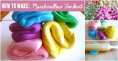 Marshmallow Fondant Recipe How To Make It
