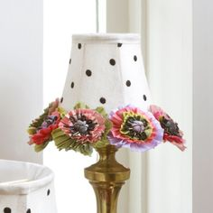 MacKenzie-Childs - Cutting Garden Shade - Chandelier