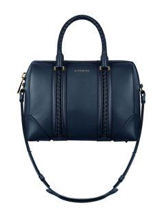 Bolso 'Lucrezia' azulón de Givenchy.