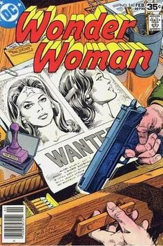 WONDER WOMAN VG] WANTED POSTER COVER: Basement Comics has been doing business for over 30 years As an Overstreet Guide Advisor I share a huge passion for comic books We love to offer Rare and Scarce comics to collectors and have a solid reputation Comic Del Joker, Joker Comic Book, Comic Book Font, Iron Man Comic Books, Spiderman Comic Books, Comic Book Tattoo, Comic Book Drawing, Comic Book Layout, Comic Book Display