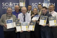 Delicious macaroni and tasty chicken have helped secure Lanark butchers Hugh Black and Sons a wealth of Gold and Silver accolades in the Scottish Craft Butchers Awards. Award Winner, Archie, Lawn, Sons, Awards, Craft, Creative Crafts, Crafting, My Son