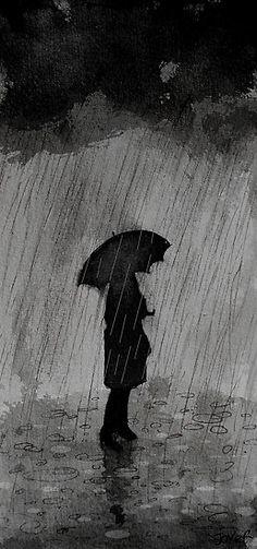 Loui Jover - Weather to Think Metallica, Weather Art, Rain Art, Ecole Art, Artwork Pictures, Elements Of Art, Australian Artists, Art Plastique, White Art