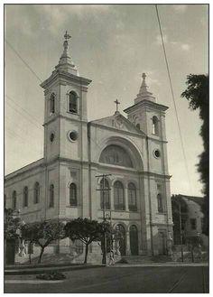Igreja Matriz de São José, 1940 Recife PE