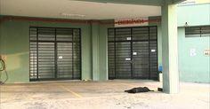 Dono de cão que faz 'vigília' recebe visita em porta de hospital em Itatiba