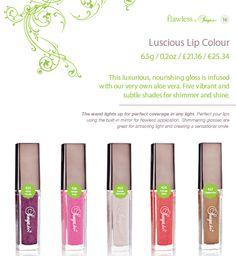 Lucious lip balms - Order: www.mairemtd.flp.com #beautybloggers #beautychat #beauty #lipbalm #lipgloss #women