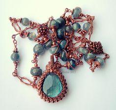 Copper and Labradorite
